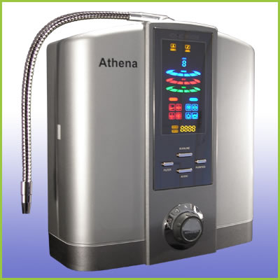 Athena water ionizer from IonWays